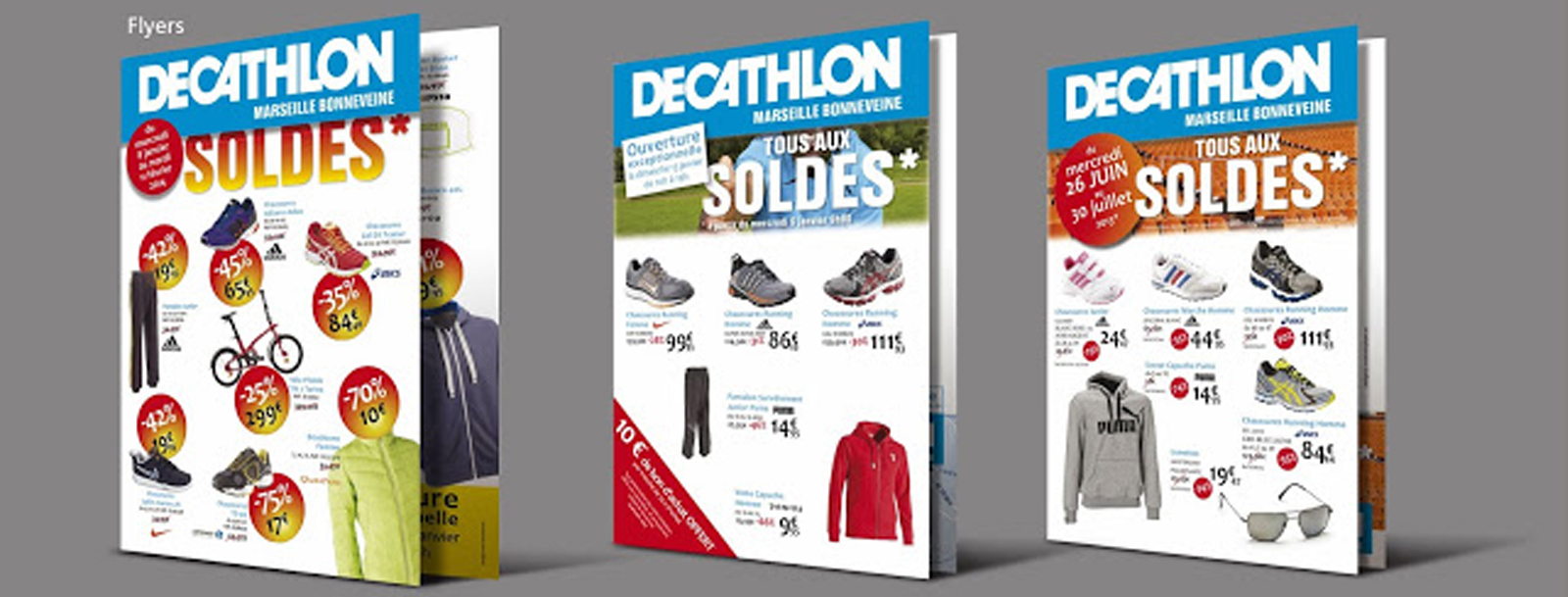 Decathlon Bonneveine soldes hiver-12 janv 2014