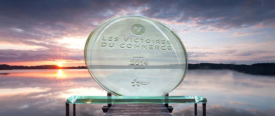 EDF-Victoires du Commerce